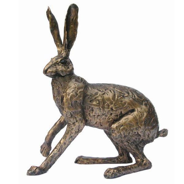 Startled Hare