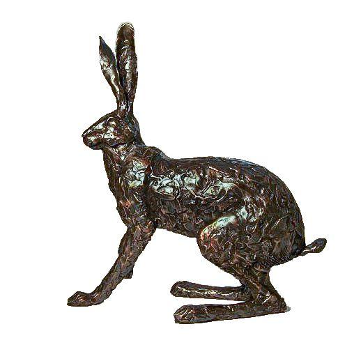 Running (startled) Hare