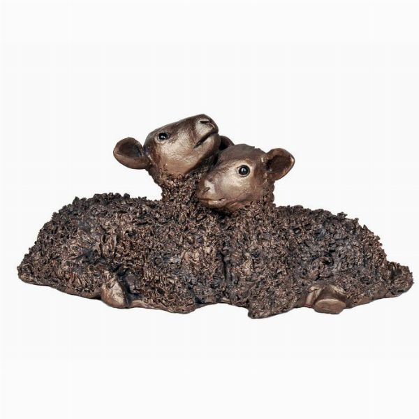 Twin Lambs - medium