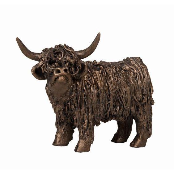 Highland Cow standing Junior