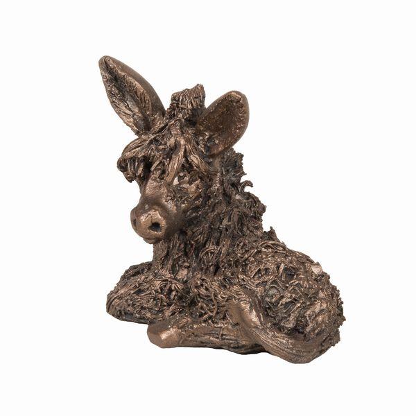 Dusty - Donkey sitting